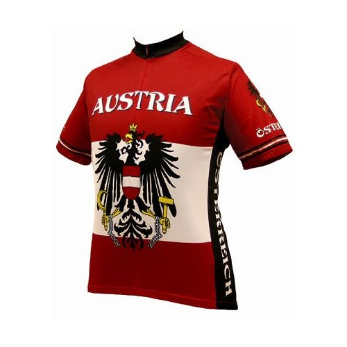 Austria cycling jersey