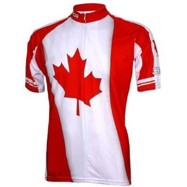 Canada cycling jersey National Cycling Jerseys From Italy To Iraq