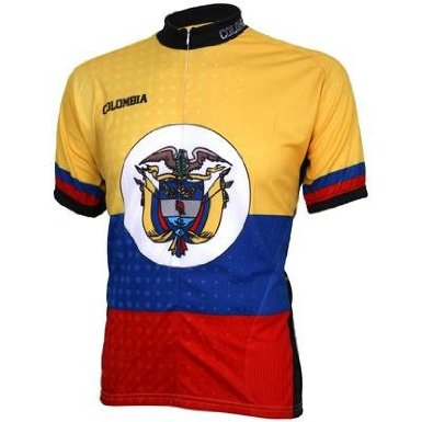 Columbia cycling jersey National Cycling Jerseys From Italy To Iraq