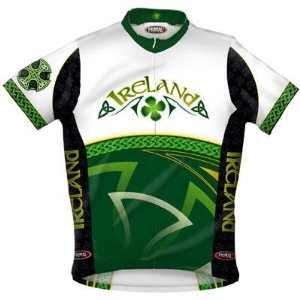 Ireland primal cycling jersey1 National Cycling Jerseys From Italy To Iraq