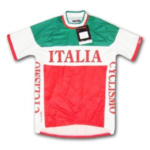 Italy cycling jersey