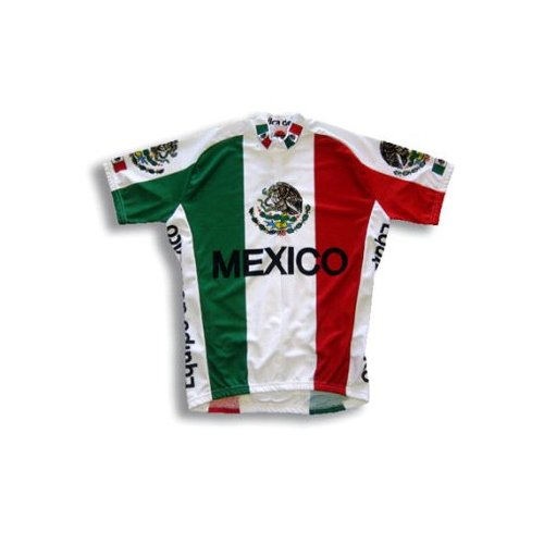 Mexico Cycling Jersey National Cycling Jerseys From Italy To Iraq