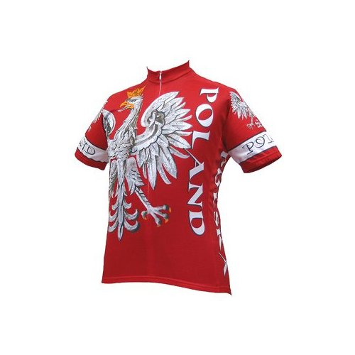 Poland Team Cycling Jersey