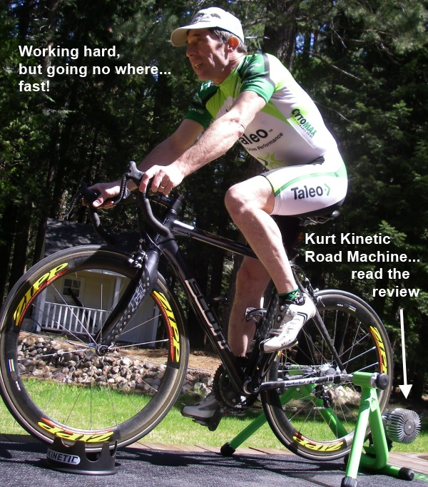Kurt Kinetic Road Machine
