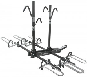 Swagman hitch rack 300x266 Bike Hitch Racks  Convenient? Aero? Plentiful?