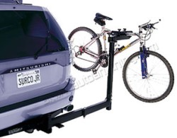 swing away bike hitch rack