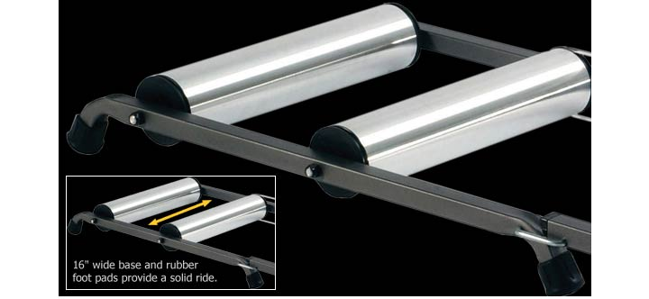 CycleOps aluminum rollers CycleOps Rollers Review  Choose Properly To Not Lose Money!