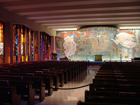 Air Force Chapel