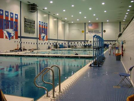 USAFA Air Force Academy Indoor Pool