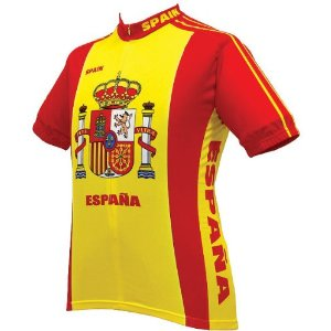 Spain Spanish Cycling Jersey