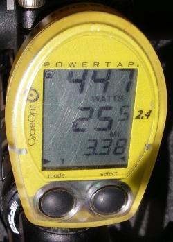 Calibrating Road Machine