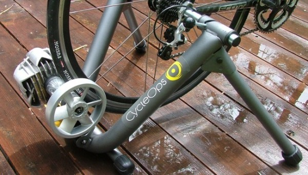 CycleOps Fluid2 Flywheel and Fins