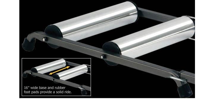 Cyc leOps aluminum rollers