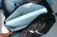 Burley Travoy messenger bag