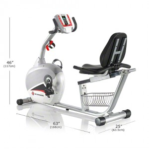 Schwinn 240 recumbent bike review