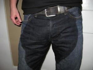 peed my pants